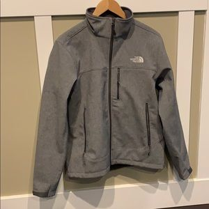 The North Face Apex Bionic Jacket, Small, TNF Grey